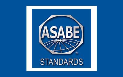 ASABE Named US Administrator of ISO Standards Group