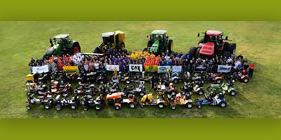 1/4-Scale Tractor Student Design Competition Back on Track