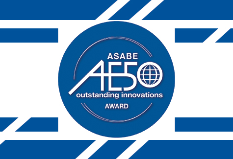 ASABE, Resource Magazine Publish 2020 AE50 Winners